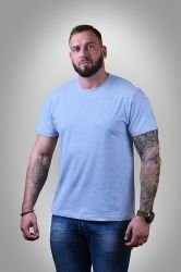 Футболка Stedman мужская light blue S - 3XL